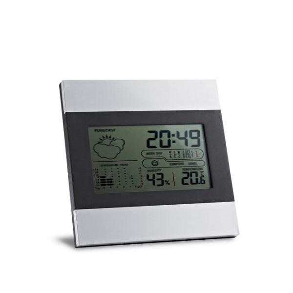 Настолен LCD часовник