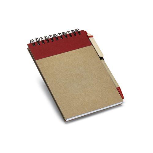 еко бележник с химикал
