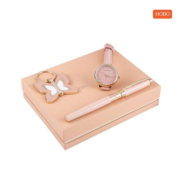 Комплект ролер, часовник, ключодържател